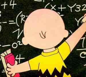Charlie Brown usa senhas fáceis e só se fode